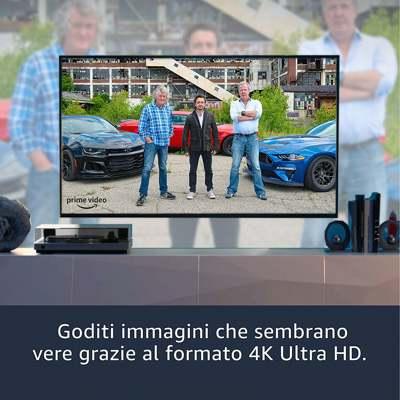 Recensione Amazon Fire Tv Stick 4K - Domotica Full
