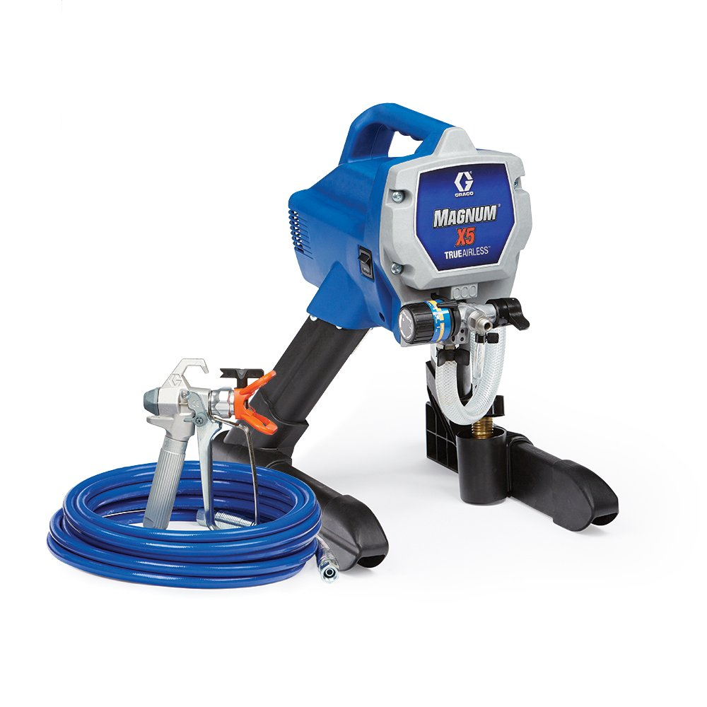 Graco Magnum 262800 X5 Stand Airless Paint Sprayer Featured Image
